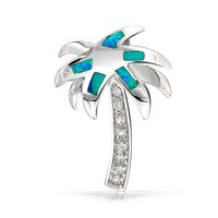 Bling Jewelry Sly Tree Pendant