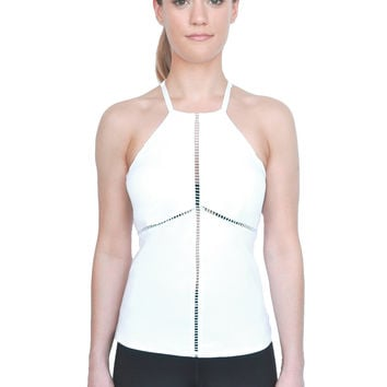 Michi Barre Tank | Luxury Active Wear Top