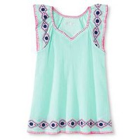 Baby Girls' Cover Up Dress Aqua Float - Circo™