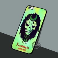 Suicide Squad Enchantress - iPhone 7 6 5 SE Cases & Covers #movie #superheroes