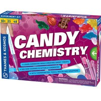 Girl's Thames & Kosmos Candy Chemistry Science Kit