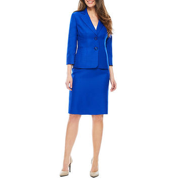 Le Suit Skirt Suit - JCPenney