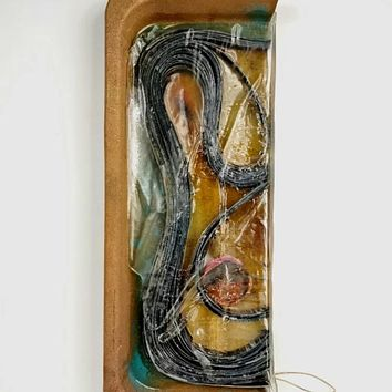 """""""Almost Freeze"""" by Peter Staricny, Mixed Media"""