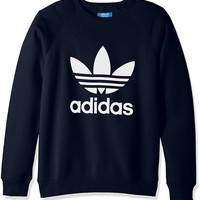 adidas Originals Men's Trefoil Crew Sweatshirt