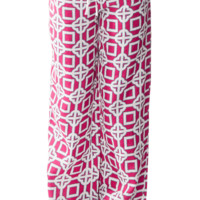 Beach Pant in Pink Charmer by All For Color - FINAL SALE
