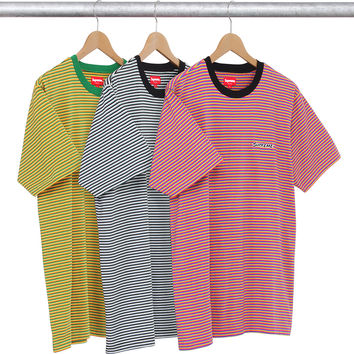 Supreme Multi Stripe Tee