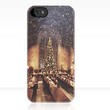 Harry Potter: Christmas at Hogwarts - Iphone Case  by sullat04