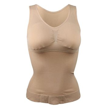 Womans Cami Shaper Tank Top, Perfect Bride accessory