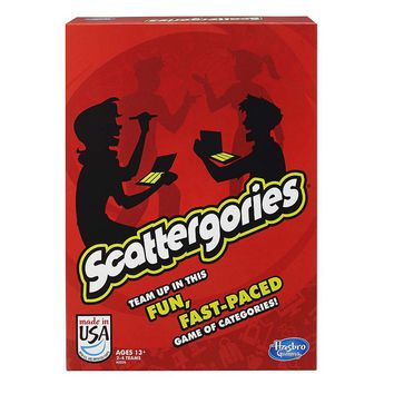 Scattergories Game by Hasbro