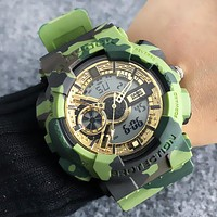 G-Shock Casio New fashion camouflage couple watch wristwatch