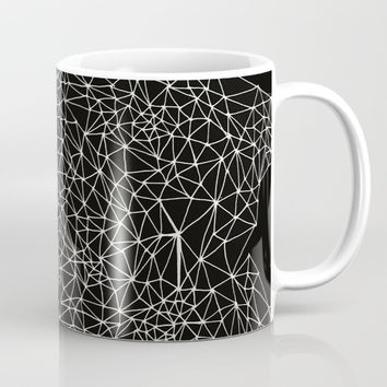 Geo Webbed Mug by DuckyB