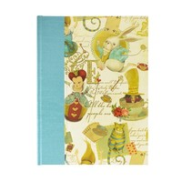 Baby Keepsake Memory Book Alice in Wonderland