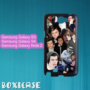 Harry Styles,Samsung Galaxy S3 Case,Samsung Galaxy S4 Case,Samsung Galaxy Note 2 Case,blackberry z10,blackberry q10,cute samsung s3 case.