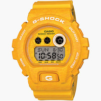 G-Shock Heathered Series Gdx6900 Ht-9 Watch Yellow One Size For Men 26022460001