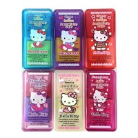 Sanrio Hello Kitty Scented Putty Erasers 6pcs $16.49