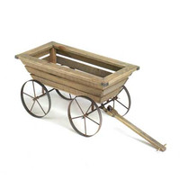 Garden Cart Planter Box