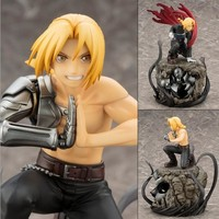 Fullmetal Alchemist Edward Elric Action Figure NEW
