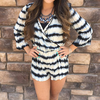 Good Feelings Romper