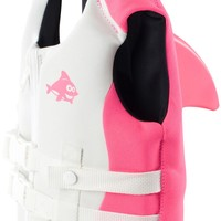 Sea Squirts Pink Dolphin - Life Jacket - Large