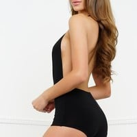 Essential Bodysuit - Black