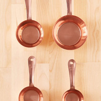 Copper Measuring Cups Set - Urban Outfitters