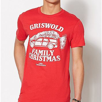 Griswold Family Christmas T Shirt - Spencer's
