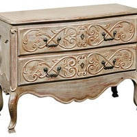 One Kings Lane - Classic Statements - Claire Chest of Drawers