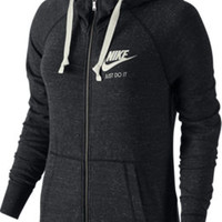 Women's Nike Gym Vintage Full-zip Hoodie | Finish Line