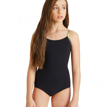 Capezio Girls's Strappy Leotard
