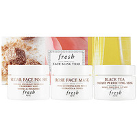 Fresh Skincare Solutions Mini Mask Trio