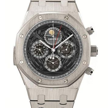 Audemars Piguet Royal Oak Multi-Function Automatic Platinum Men\'s Watch
