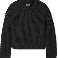 Acne Studios - Ohnyx oversized cotton-blend sweater