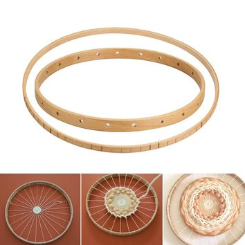Wooden Round Knitting Loom