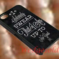 harry potter quote, iphone 4/4s,5/5s,5c, Samsung Galaxy s3,s4,s5, Galaxy Note 2,3, iPod 4,5 Touch