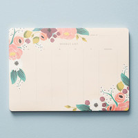 Penned Posies Notepad