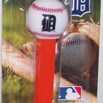 12-Packs Of Mlb Pez Candy Dispenser - Tigers
