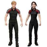 Hunger Games Movie 7-Inch Series 2 Action Figure Set - Neca - Hunger Games - Action Figures at Entertainment Earth