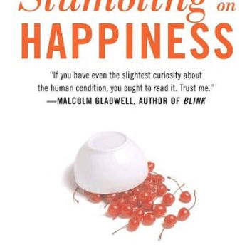 Stumbling on Happiness by Daniel Gilbert (Bargain Books)