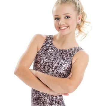 Leopard Cub Value Tank Leotard