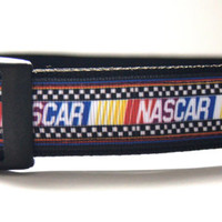 Nascar Dog Collar Adjustable Sizes (M, L, XL)