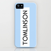 tomlinson iPhone Case by CalmOceans | Society6