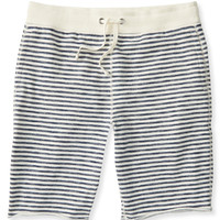 Stripe Jogger Shorts