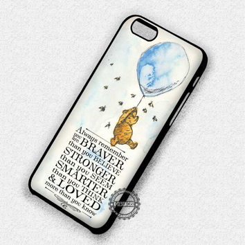 Winnie The Pooh Piglet- iPhone 6 5s SE Cases & Covers