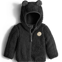 INFANT PLUSHEE BEAR HOODIE | United States