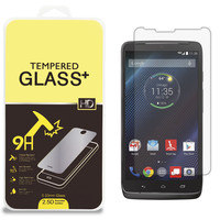 Clear Tempered Glass High Quality Screen Protector for Motorola Droid Turbo