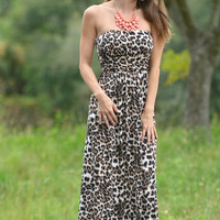 Wild About A Maxi