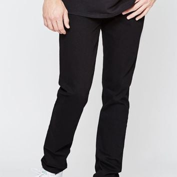 PacSun Skinny Comfort Stretch Black Jeans at PacSun.com
