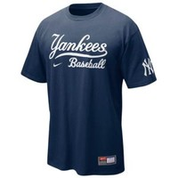 Nike MLB Practice T-Shirt - Men's at Champs Sports