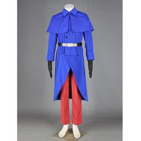 Axis Powers Hetalia France cosplay dress set