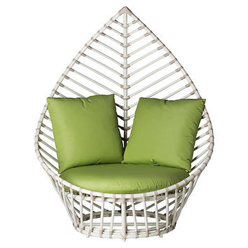 Palm Outdoor Chair - Poolside Style - Outdoor Essentials - Outdoor | One Kings Lane